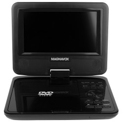 7' Portable DVD Player