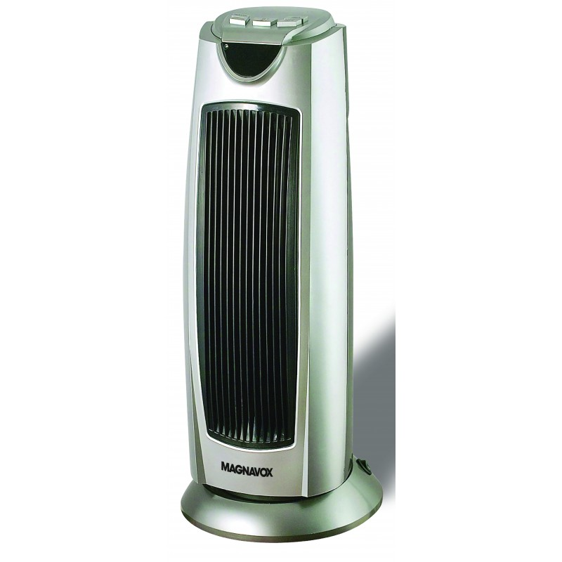 Oscillating Ceramic Tower Heater