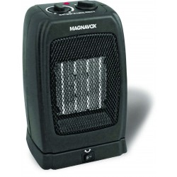 Oscillating Ceramic Heater/Fan