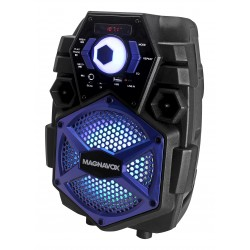 Portable Speaker Systems with Color Changing Lights