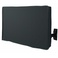 "Indoor/Outdoor TV Cover Fits 60""-65"" TVs"