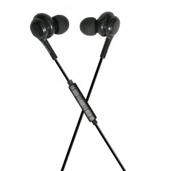 In-Ear Silicon Earbuds with Extreme Bass