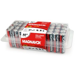 40 pack AA Alkaline Batteries