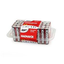 40 pack AAA Alkaline Batteries