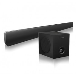 "40"" 2.1 CH Soundbar with Wireless Subwoofer"