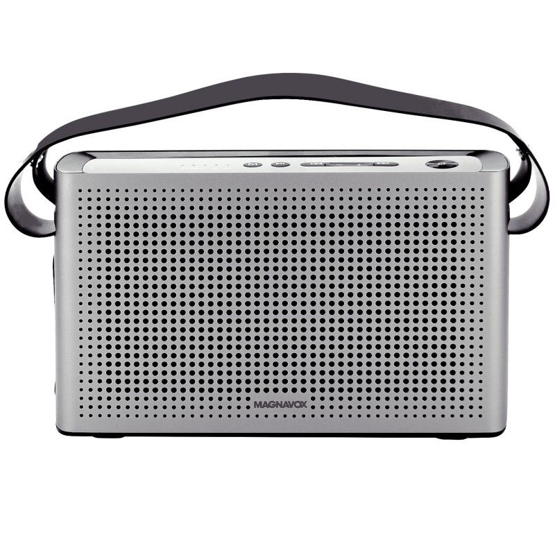 Magnavox Retro Portable Bluetooth Speaker