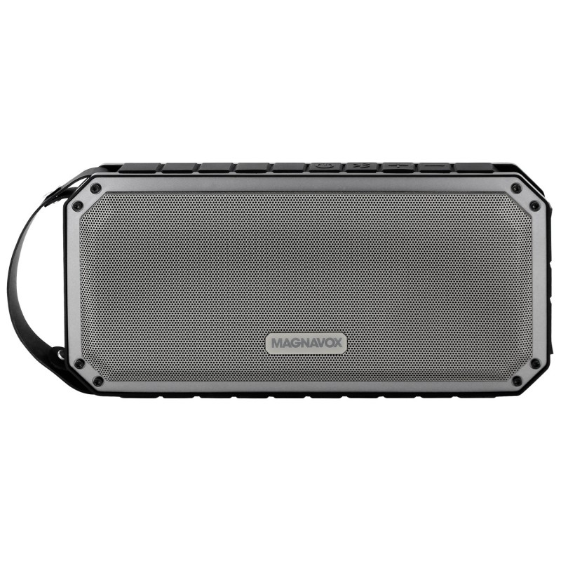Magnavox waterproof Portable DSP Speaker with 360 Degree Virtual Sound Effect,  NFC and Bluetooth