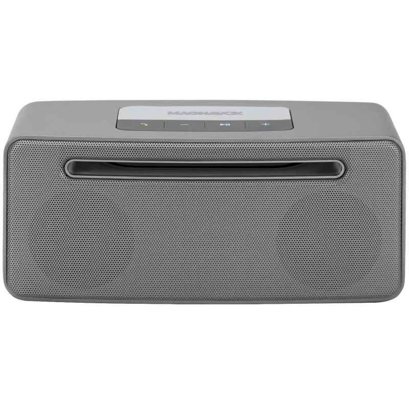 Magnavox Pair of DSP 360 Bluetooth stereo speakers with Independent and True Stereo Dual Speaker Capabilities