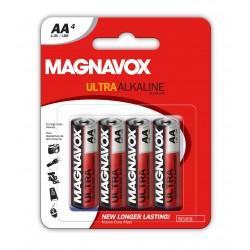 4pack AA Alkaline Batteries