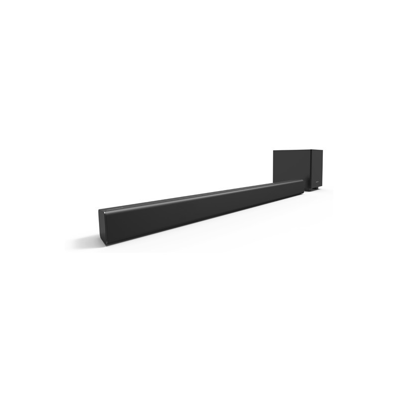 2 1ch Soundbar With Wired Subwoofer Magnavox