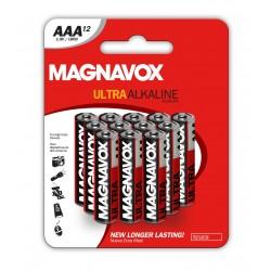 12pack AAA Alkaline Batteries