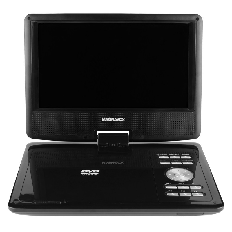 9' Portable DVD Player