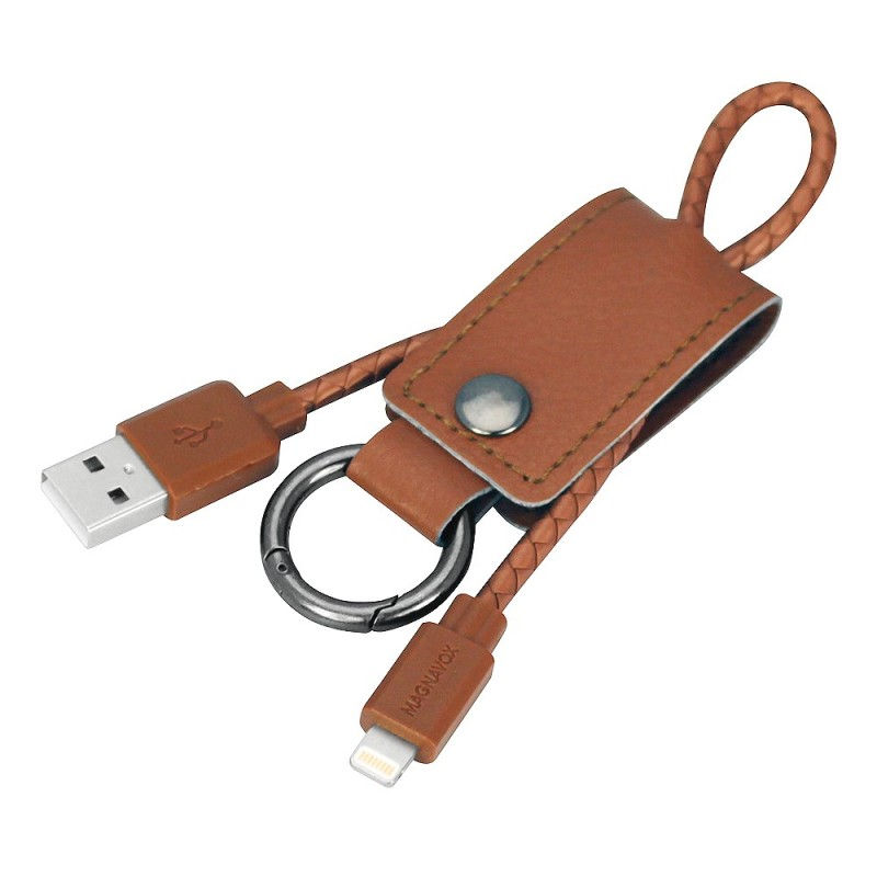 Keychain w/ Lightning USB Charging Cable
