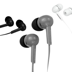In-Ear Silicone Earbuds