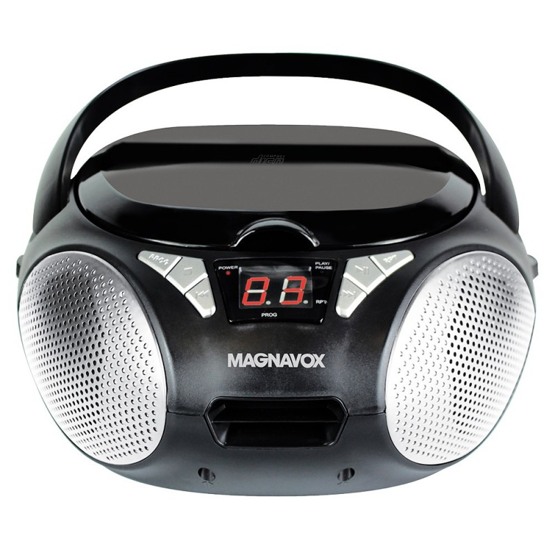 CD BOOMBOX with AM/FM Radio